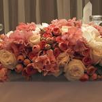 Вариации на тему розовой романтики в декоре выездной церемонии в загородном клубе Персона Грата
