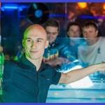 Фантастическое бармен шоу на свадьбу в исполнении Макса Полоза