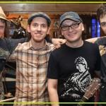 Горячие латинские ритмы в исполнении кавер-группы Компаньерос
