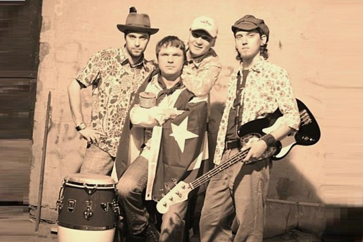 Знакомьтесь - исполнители популярных песен в стиле латино кавер-группа Компаньерос