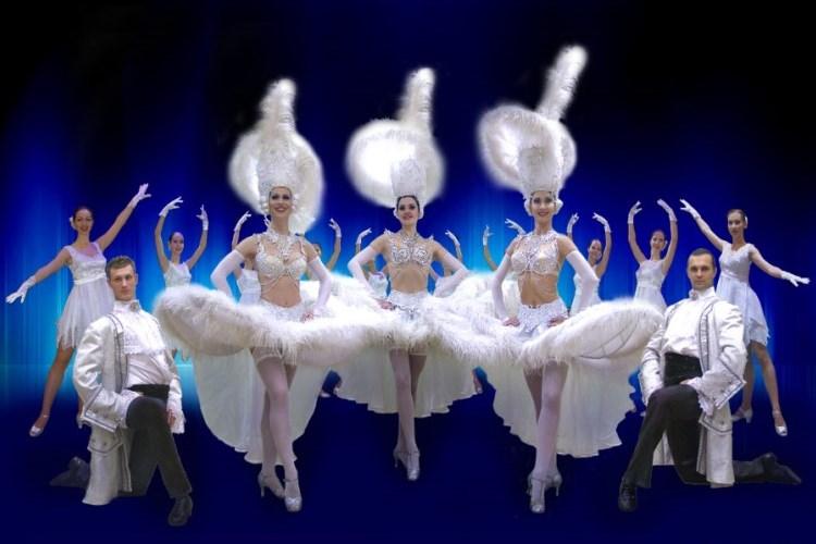 Профессиональный шоу балет Ровена готов поучаствовать в свадебном концерте