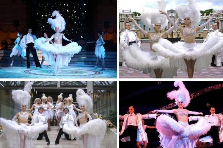 Творческие достижения профессиональных артистов к услугам организаторов свадьбы