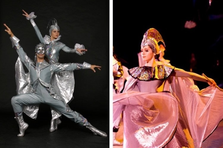 У всех участников шоу балета Ровена есть хореографическое образование