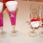 Два варианта оформления площадок для выездных свадебных церемоний в клубе Персона Грата