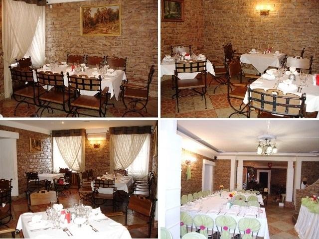 Неординарное кафе привлекает хорошей кухней, классным обслуживанием и оформлением