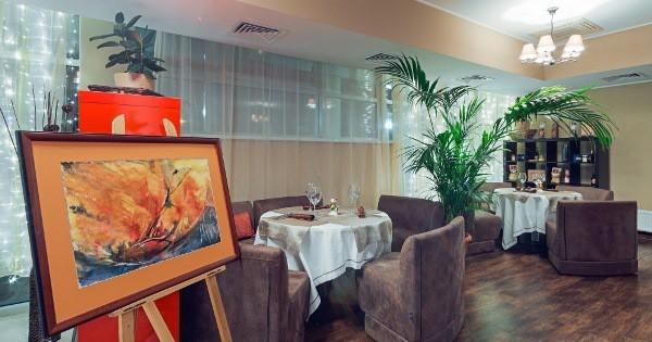 Стильный ресторан «Food Is Love» в Мытищах