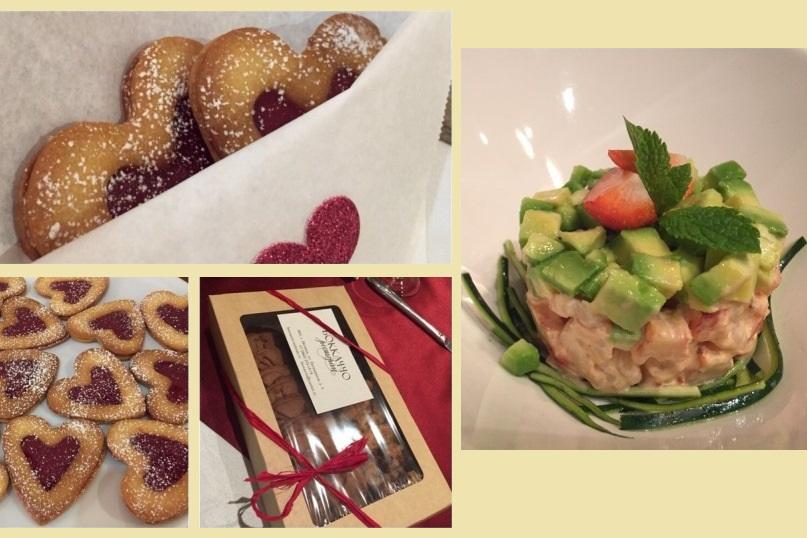 Домашняя выпечка, десерты, салаты созданы руками кулинарных маэстро