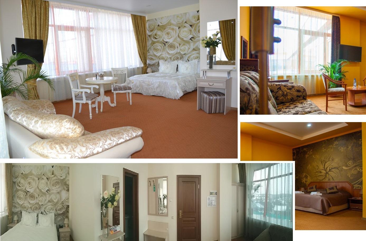 Молодожены могут арендовать фешенебельные свадебные апартаменты в гостинице