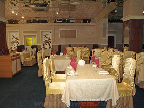 Для оформления свадебного зала в Стрельце есть масса вариантов
