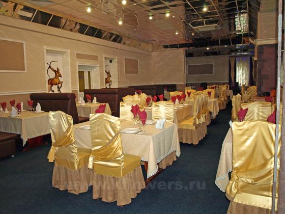 Клуб-ресторан Стрелец с нетерпением ждет посетителей
