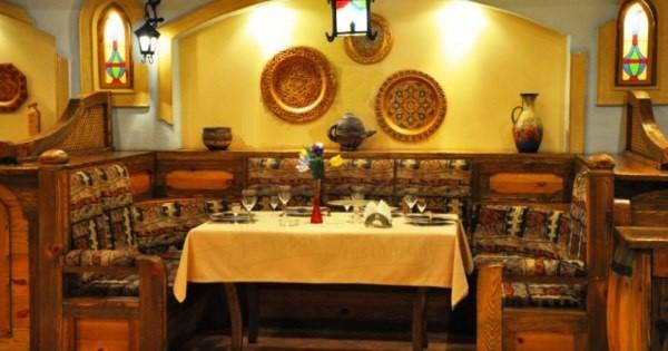 Ресторан Бакинский Бульвар в Мытищах