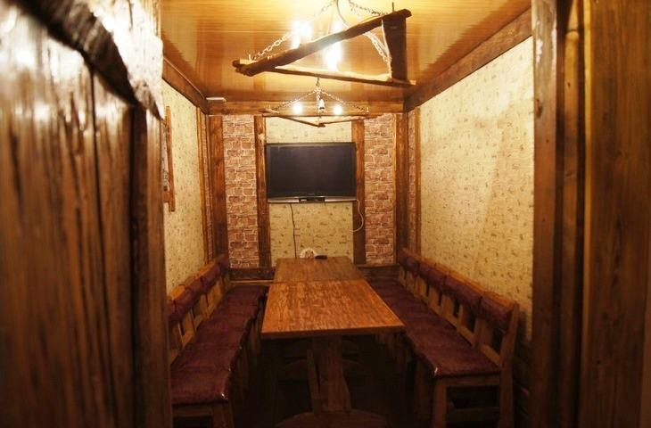 Ресторан с чешским дизайном и меню - Ческа Господа в Мытищах
