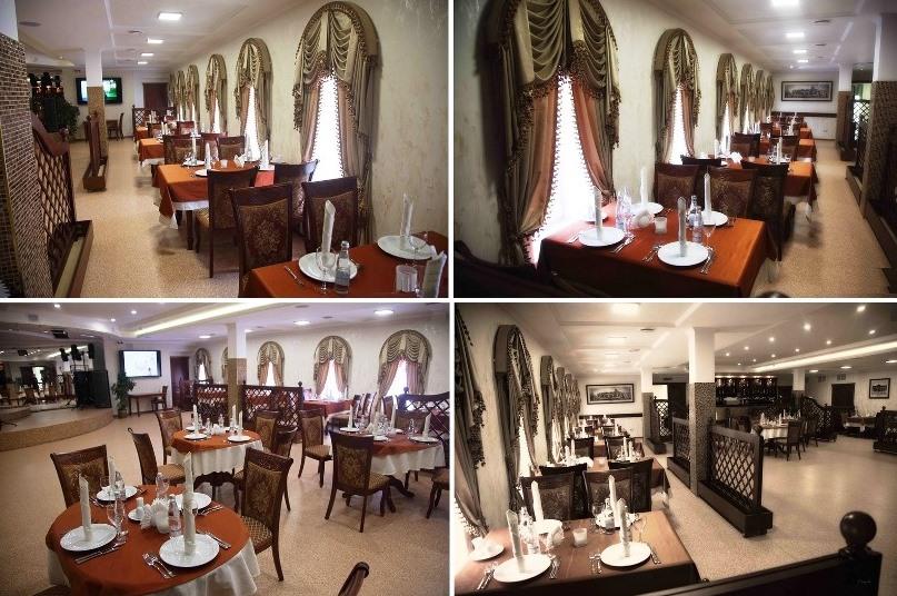 Популярный ресторан в Подмосковье поражает изысканным антуражем