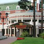 Парк отель «Империал» — роскошь антуража на фоне природного великолепия
