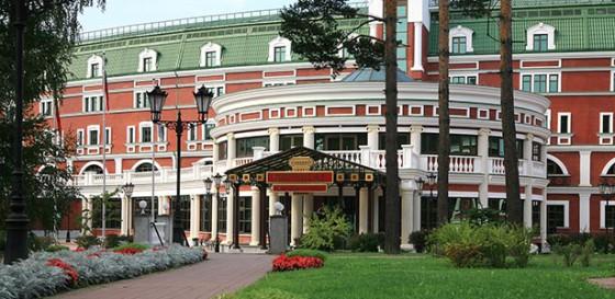 «Империал Парк Отель & SPA» - шикарная атмосфера в сочетании с великолепием подмосковной природы