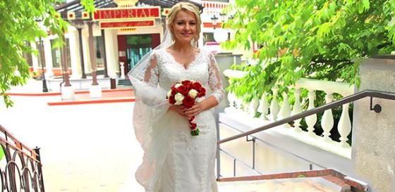 Два дня от идеи до воплощения – свадьба в парк отеле Империал
