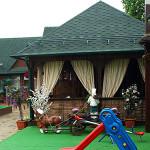 Прекрасное место для летней свадьбы и для выездной церемонии – кафе Родник, г. Пушкино