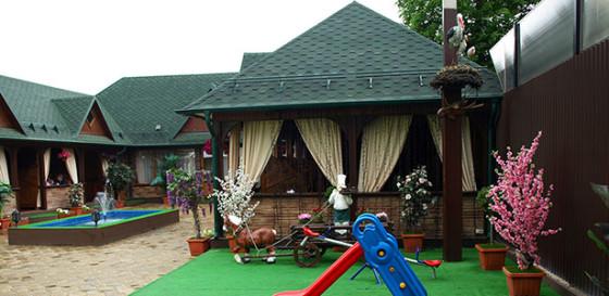 Место для свадебного банкета - кафе Родник, Пушкино
