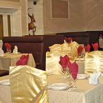 Ресторан Стрелец в Пушкино для пышной свадьбы с многочисленными гостями и для элегантного торжества