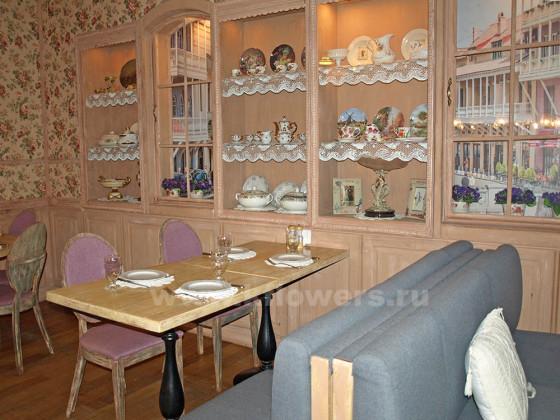 Отдохнуть и вкусно поесть в Оджахури приходят разные по численности компании