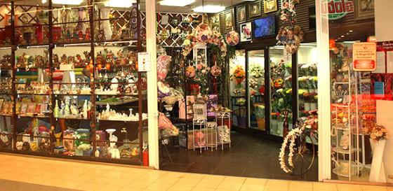 Обновленный интерьер магазина Королевский Цветок