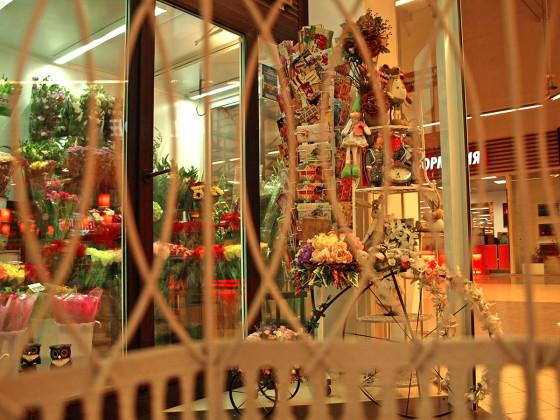 Декоративная картина торгового зала - наше