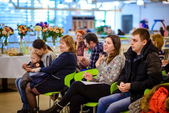 Участники семинара живо принимали участие в обсуждении проблем