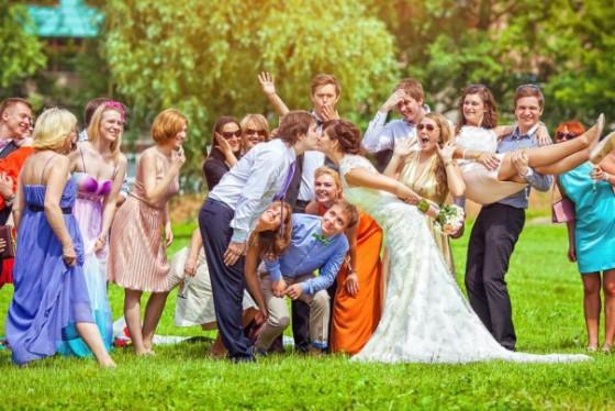 Результат безупречен, если организация свадьбы доверена профессионалам